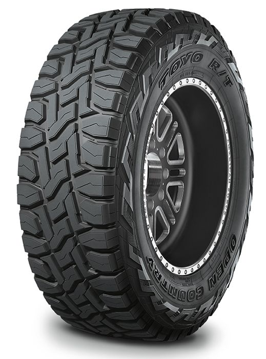 Toyo Open Country R//T All-Terrain Radial Tire LT295//70R17 121Q